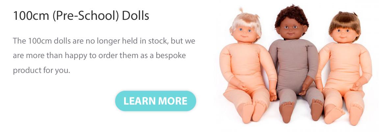 100cm (Pre-School) Dolls