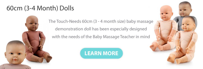 60cm (3-4 Month) Dolls