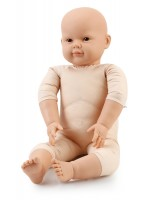 60cm Semi Weighted Caucasian Doll