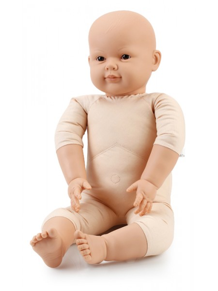 60cm Water Baby Caucasian Doll