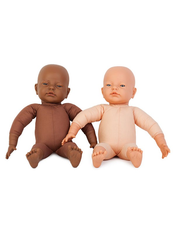 42 cm Regular Afro-Caribbean Doll
