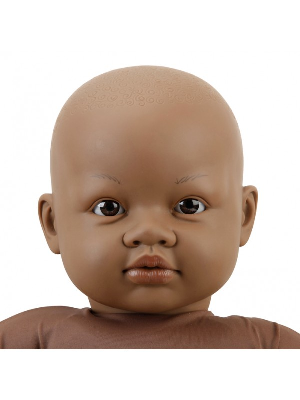 60cm Weighted Afro-Caribbean Doll