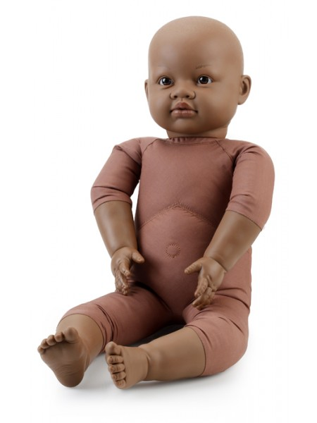 60cm Water Baby Afro-Caribbean Doll