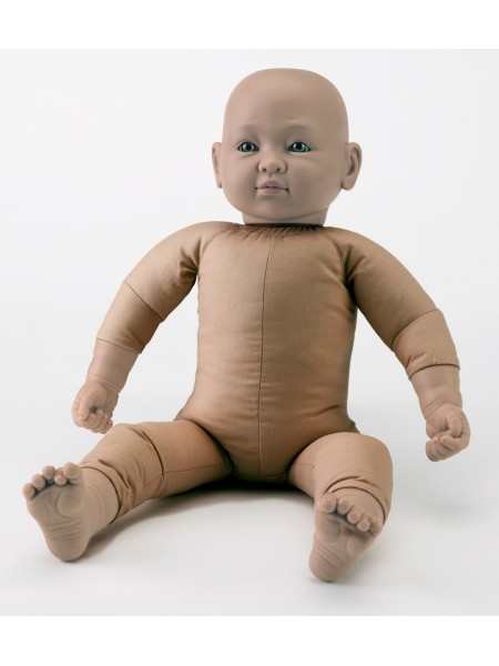 50cm Weighted Asian Doll