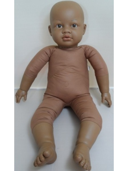 60cm Regular (unweighted) Afro-Caribbean Doll