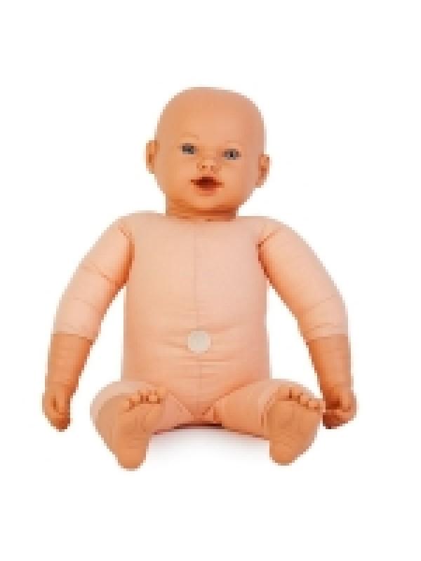 50cm Birthing/Newborn Caucasian Doll