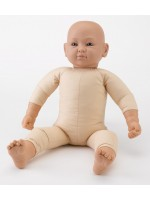 50cm Weighted Caucasian Doll