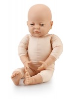 42cm Weighted Caucasian Doll