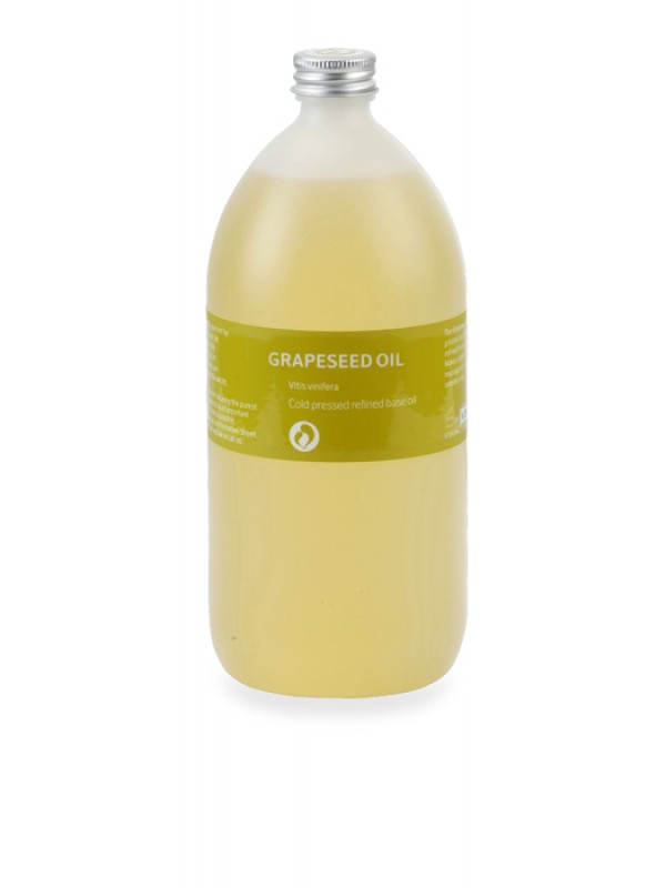 Grapeseed Massage Oil 1ltr