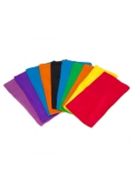 Colourful Silk Tie Dye Scarves (Pack of ten)