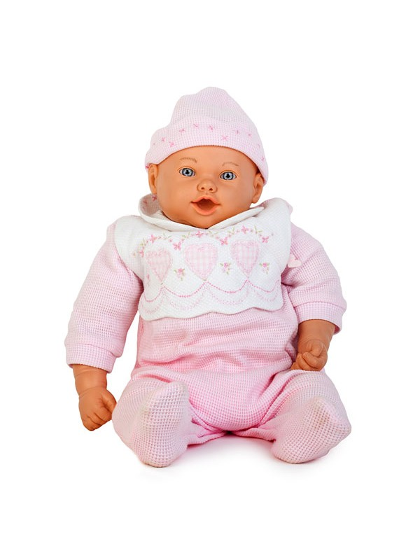 50cm Weighted Multi-Purpose Caucasian Doll